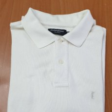 Vintage: POLO YVES SAINT LAURENT TALLA M - COMO NUEVO! RELATED LACOSTE, RALPH LAURENT. Lote 159582290