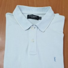 Vintage: POLO YVES SAINT LAURENT TALLA M - COMO NUEVO! RELATED LACOSTE, RALPH LAURENT. Lote 159582464