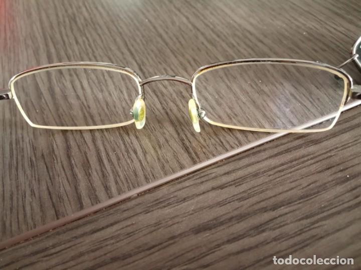 Vintage: Gafas Ray-ban hombre vintage + soporte de gafas de sol (graduadas) - Italy - Foto 7 - 159821190