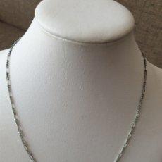 Vintage - Cadena antigua de plata de ley 925 medida 45 cm - 159995177