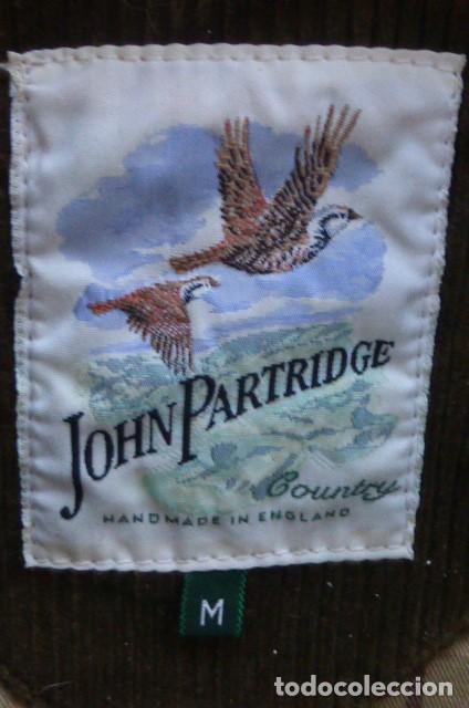 Vintage: Chaqueton -Gabardina Barbour.Garment.talla M..Hecho a mano. Inglaterra.John Bartridge. FOTOS..LEER. - Foto 2 - 160396602