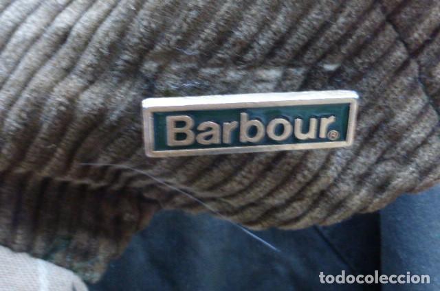 Vintage: Chaqueton -Gabardina Barbour.Garment.talla M..Hecho a mano. Inglaterra.John Bartridge. FOTOS..LEER. - Foto 4 - 160396602