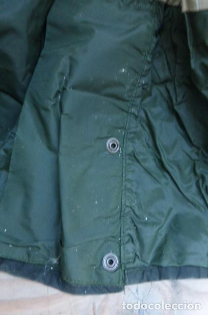 Vintage: Chaqueton -Gabardina Barbour.Garment.talla M..Hecho a mano. Inglaterra.John Bartridge. FOTOS..LEER. - Foto 6 - 160396602