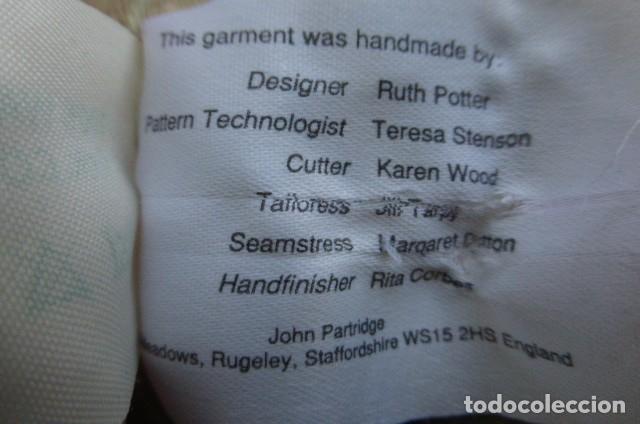Vintage: Chaqueton -Gabardina Barbour.Garment.talla M..Hecho a mano. Inglaterra.John Bartridge. FOTOS..LEER. - Foto 12 - 160396602