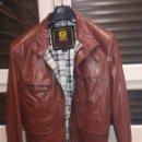 Vintage: CHAQUETA CUERO BELSTAFF. Lote 160585698