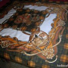 Vintage: MUY BONITO PAÑUELO GRANDE.. Lote 161627346