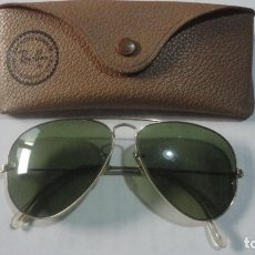 Vintage: ANTIGUAS GAFAS RAY BAN BAUSCH & LOMS. USA. AÑOS 70?. Lote 161763842