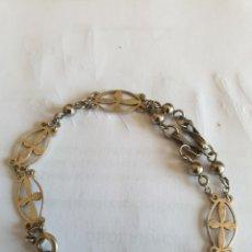 Vintage - Pulsera filigrana de plata de ley 925 - 162208078