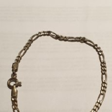 Vintage - Pulsera plata de ley 925 vintage elegante - 162320140