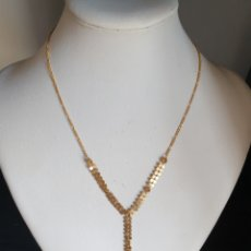 Vintage - Preciosa gargantilla art deco goldfilled elegantisima - 163043705