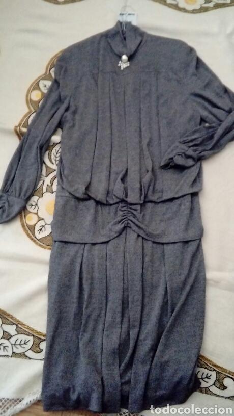 Vintage: Vestido vintage. - Foto 2 - 163630325