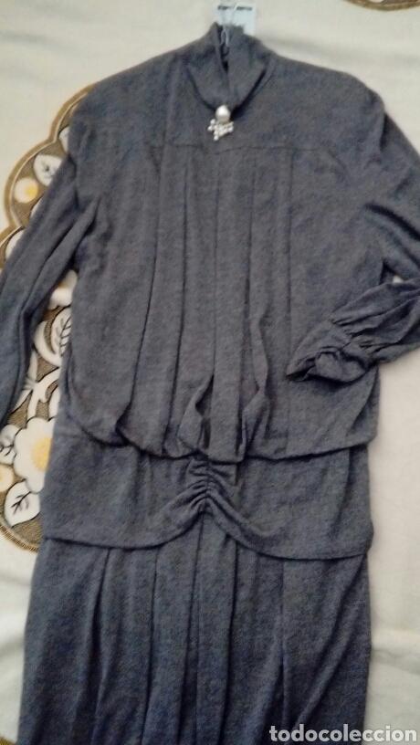 Vintage: Vestido vintage. - Foto 3 - 163630325