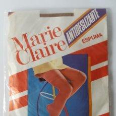Vintage: ANTIGUAS MEDIA MARIE CLAIRE / ANTIDESLIZANTE / ORIGINAL AÑOS 70 / NUEVAS Y PRECINTADAS!!!!. Lote 164759498