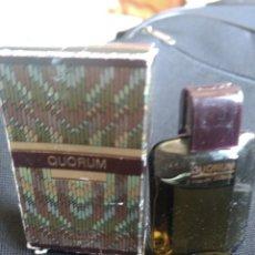Vintage: !! QUORUM PUIG !! MINI PERFUME 7ML. Lote 165009002