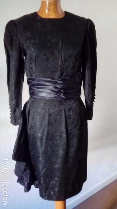 Vintage: Vestido vintage. - Foto 2 - 165066566