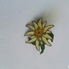 Vintage: PIN ALFILER FLOR ESMALTADO. Lote 165719446