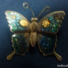 Vintage: BROCHE MARIPOSA. Lote 166161710