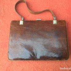 Vintage: BOLSO SERPIENTE. Lote 166198382