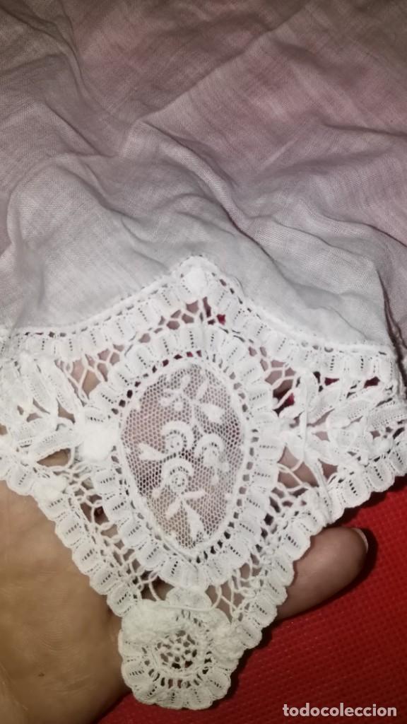 Vintage: Pareja de pañuelos antiguos - Foto 5 - 167990680