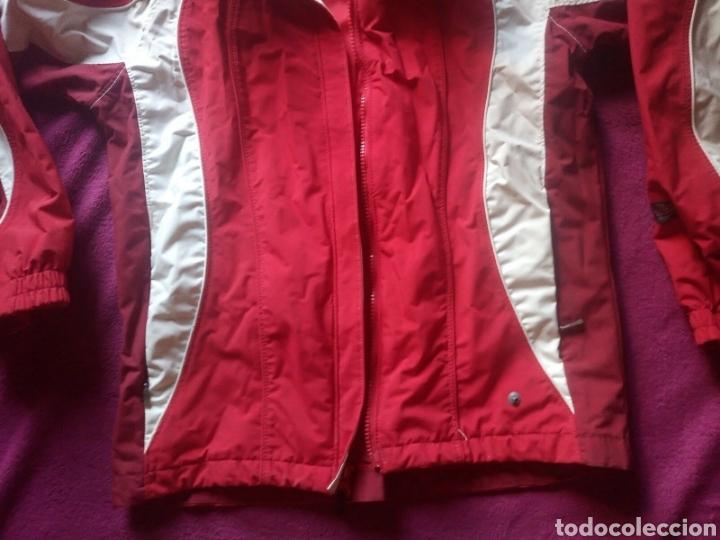 Vintage: Chaqueta Columbia vertex roja talla 10 / 12 años - Foto 3 - 168350198