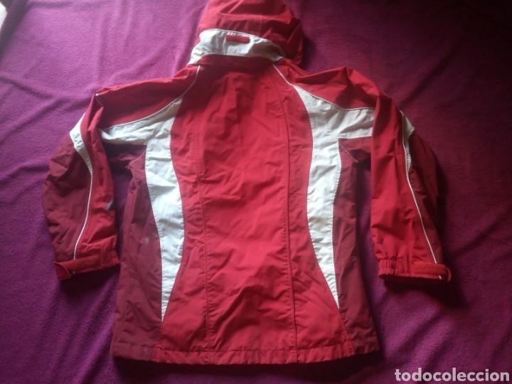 Vintage: Chaqueta Columbia vertex roja talla 10 / 12 años - Foto 4 - 168350198