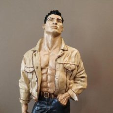 Vintage: FABRIZIO CUPPINI ESCULTURA FOR RIFLE JEANS - EROTICA GAY. Lote 168353720
