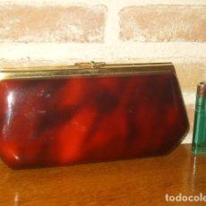 Vintage: POLVERA TOCADOR EN SIMIL CAREY.. Lote 168393456