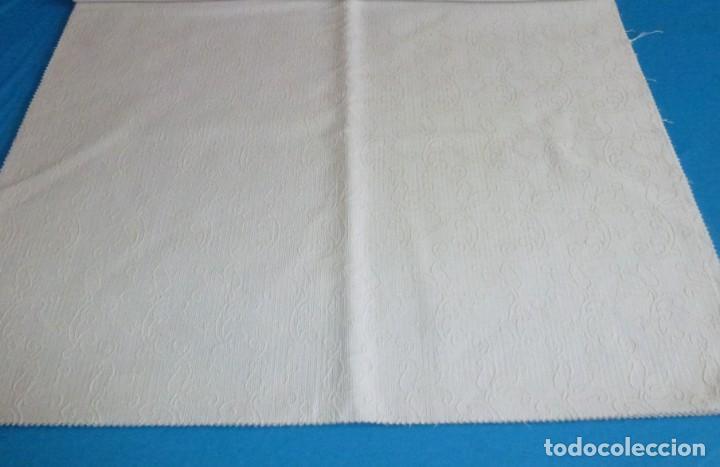 Vintage: 12 retales de tela de muestrario.68 x 60 cm. - Foto 6 - 168523952