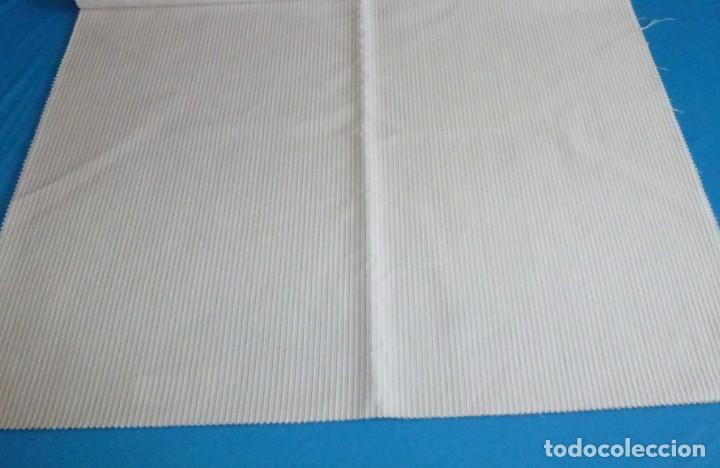 Vintage: 12 retales de tela de muestrario.68 x 60 cm. - Foto 8 - 168523952