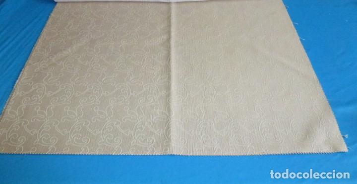 Vintage: 12 retales de tela de muestrario.68 x 60 cm. - Foto 10 - 168523952