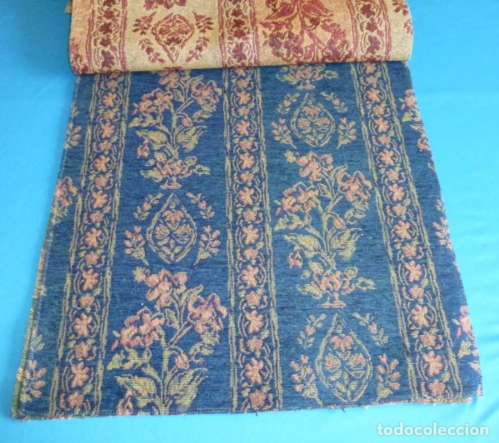 Vintage: 8 retales de tela de muestrario.50 x 44 cm. - Foto 6 - 168523980