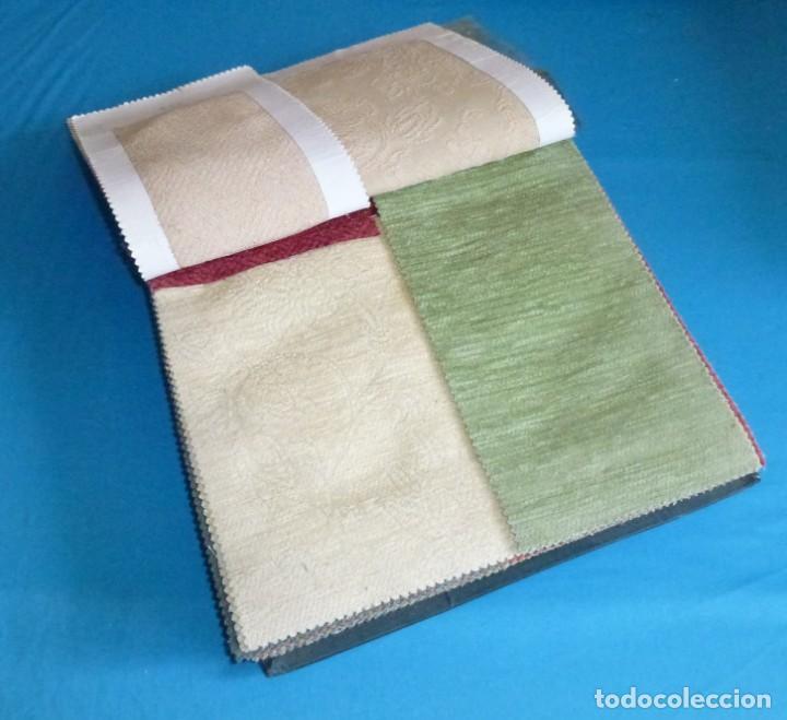 Vintage: 6 muestrarios de telas.Paduana - Ross - Chang Jeon...... - Foto 12 - 168524168