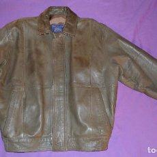 Vintage: CHAQUETA PIEL OVINO BURBERRYS. USADA UNA VEZ. AÑOS 80-90. Lote 169130528