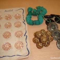 Vintage: BOTONES ANTIGUOS. Lote 169538660