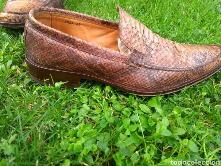 Vintage: Zapatos de piel Gino Bianchi - Foto 3 - 169727913