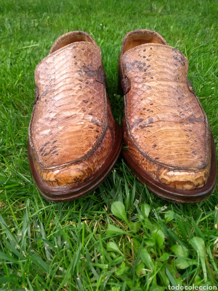 Vintage: Zapatos de piel Gino Bianchi - Foto 4 - 169727913