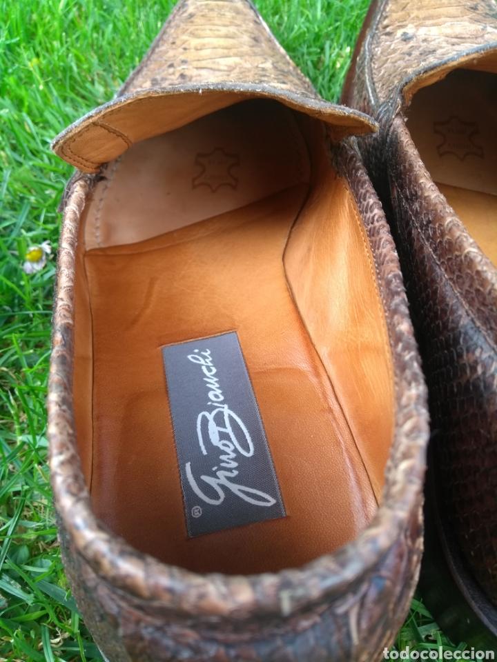 Vintage: Zapatos de piel Gino Bianchi - Foto 5 - 169727913