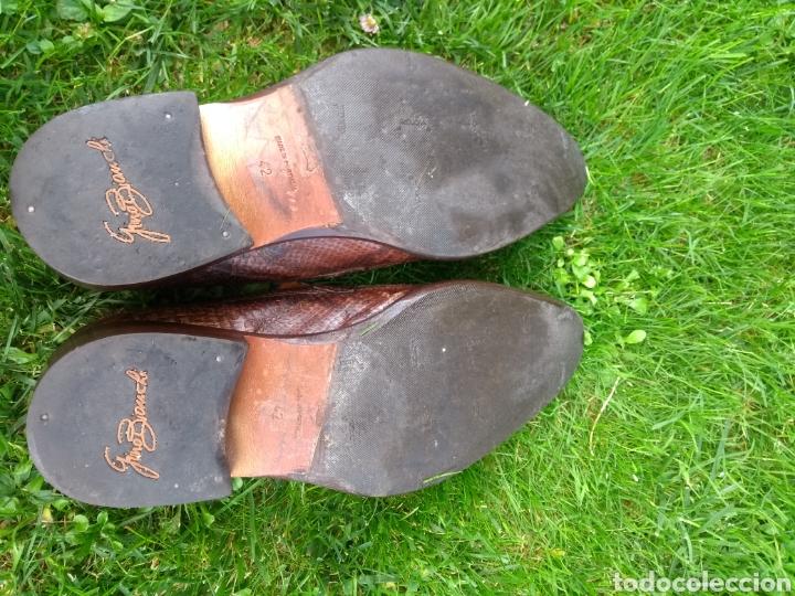 Vintage: Zapatos de piel Gino Bianchi - Foto 8 - 169727913