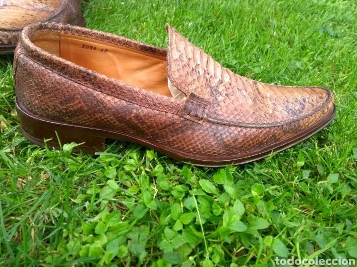 Vintage: Zapatos de piel Gino Bianchi - Foto 10 - 169727913