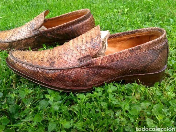 Vintage: Zapatos de piel Gino Bianchi - Foto 11 - 169727913
