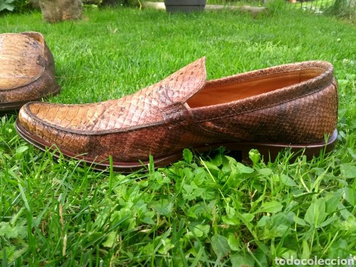 Vintage: Zapatos de piel Gino Bianchi - Foto 12 - 169727913