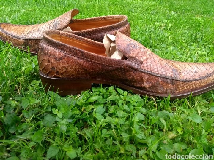 Vintage: Zapatos de piel Gino Bianchi - Foto 13 - 169727913