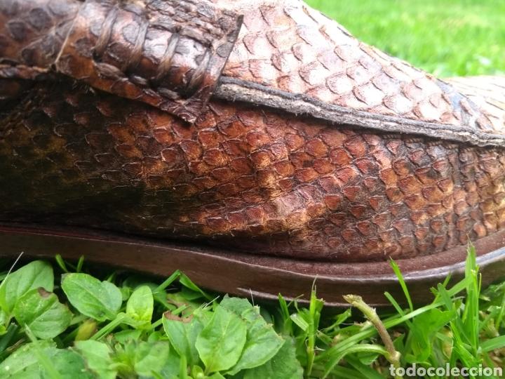 Vintage: Zapatos de piel Gino Bianchi - Foto 15 - 169727913