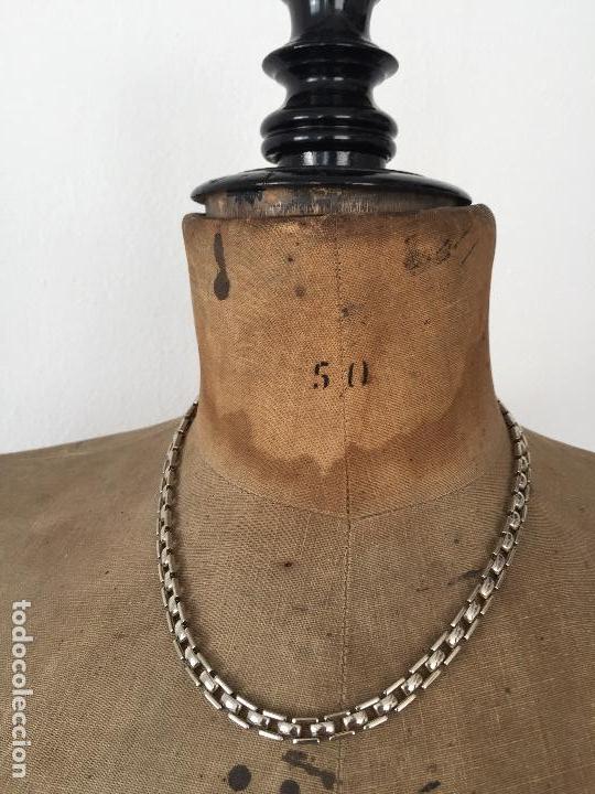 Vintage: COLLAR VINTAGE, GARGANTILLA. - Foto 9 - 170092100