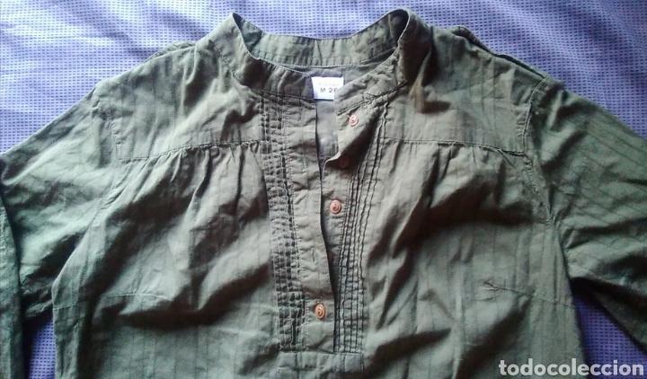 Vintage: Camisa blusa pull and bear talla m - Foto 2 - 171313419