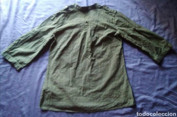 Vintage: Camisa blusa pull and bear talla m - Foto 5 - 171313419