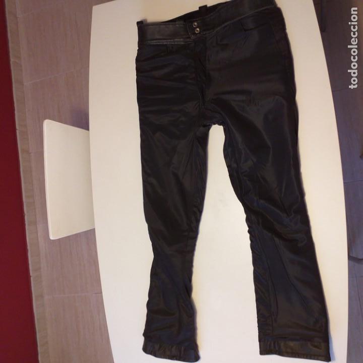 Vintage: El mítico pantalón cuero Aviakit de Lewis Leathers. Años 70. - Foto 4 - 172025522