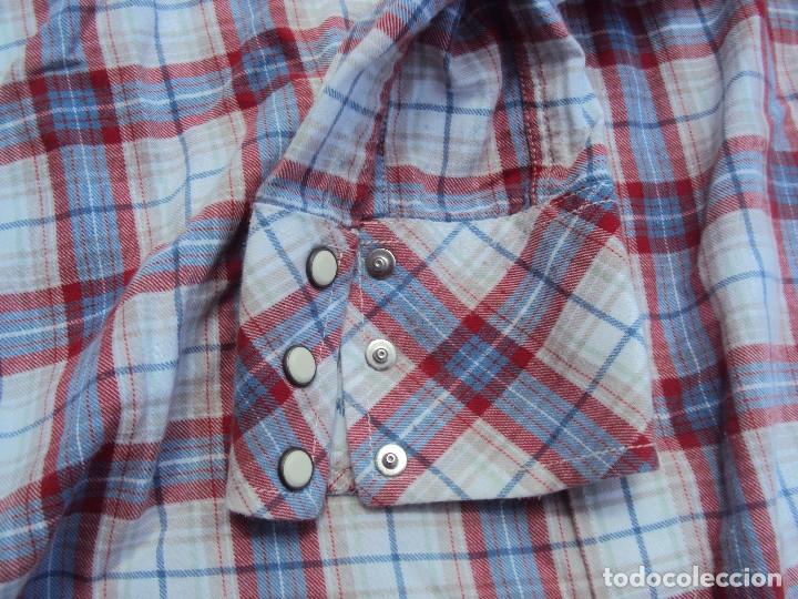 Vintage: camisa lewis - Foto 4 - 172620507