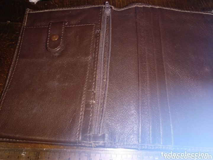 Vintage: Cartera porta documentos - Foto 2 - 172841167