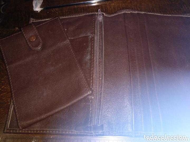 Vintage: Cartera porta documentos - Foto 3 - 172841167